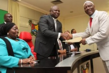 AMBODE INAUGURATES GOVERNING COUNCILS OF LASU, LASPOTECH, THREE OTHERS
