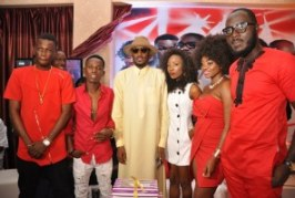 Airtel Unveils One Mic Album, Marks Tuface's 40th Birthday with all Star Show