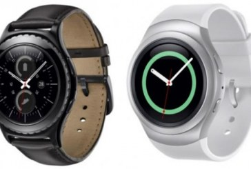Samsung unveils its new circular Gear S2 smartwatches