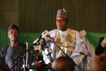 #Nigeria@55 – Read Full Transcript of President Buhari's 55th Independence Day Speech