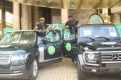 GLO REWARDS P-SQUARE WITH STATE-OF-THE-ART SUVs