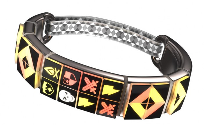 There's a new pimped up friendship bracelet that will change your world