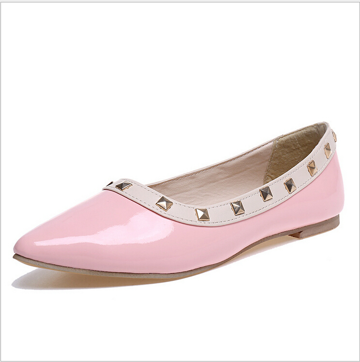 7 pairs of flats for fashionable women-acadaextra