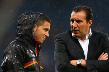 MOURINHO HITS OUT AT WILMOTS