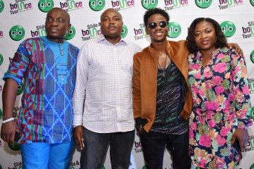 Glo takes Slide 'n' Bounce concert to Ikeja