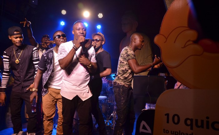 Thrills and Frills as MTN Music+ Next Rated Stormed Industry Night