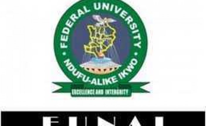 FUNAI Admits 1,098 Students for 2015/2016 Session