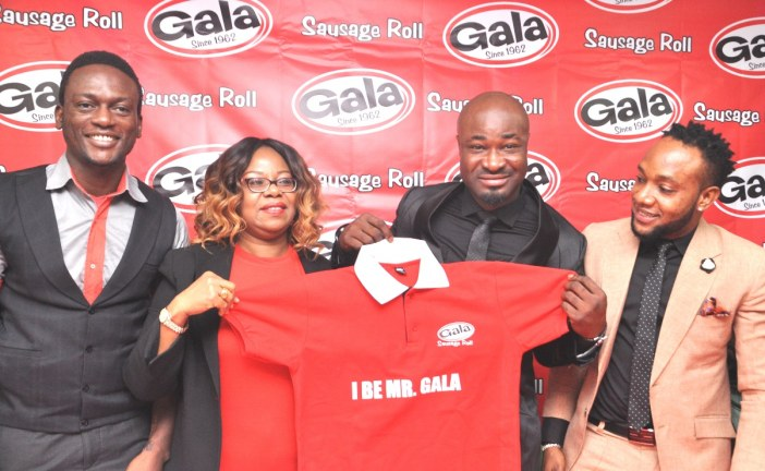 UAC Foods Unveils Harrysong as the New Face of Gala