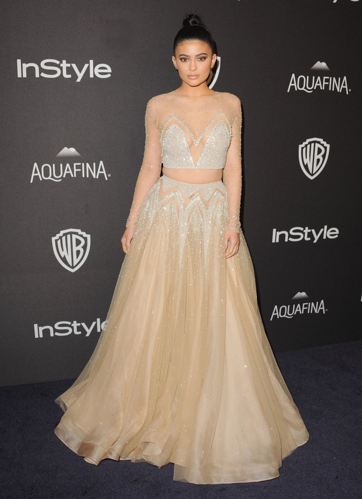 kylie dress to golden-acadaextra