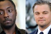 World Economic Forum will Honor will.i.am & Leonardo DiCaprio