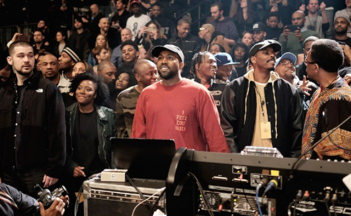 """TIDAL Doubled Its Subscriptions After Kanye West's """"The Life Of Pablo"""" Release"""