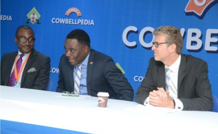 2016 COWBELLPEDIA SECONDARY SCHOOL MATHEMATICS TV QUIZ COMPETITON PARTNERS NECO, GOES ONLINE