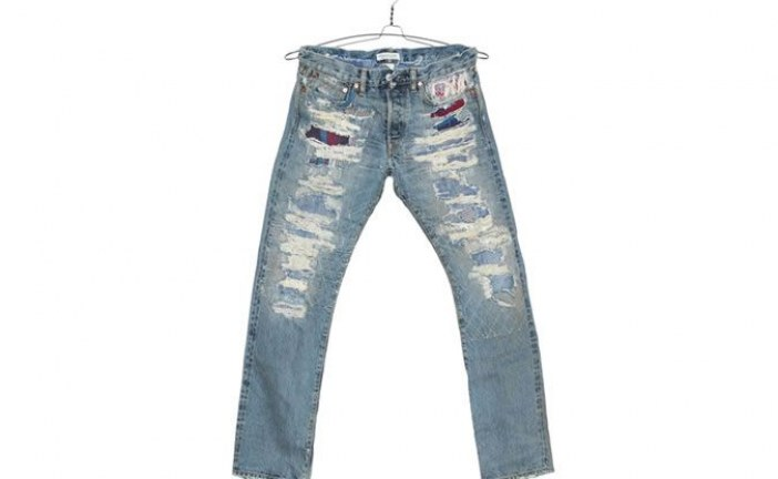 2016 men's Denim Trend