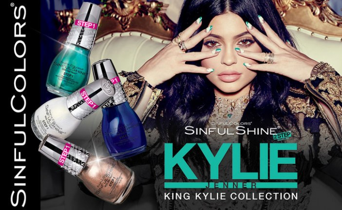 Kylie Jenner Is Launching her Nail Polish Collection