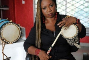 Female Talking Drummer Ara Set To Release her First Album