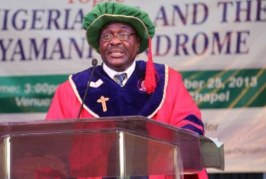 Prof. Soremekun Appointed FUOYE Vice Chancellor