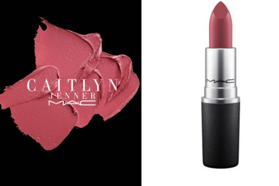 Caitlyn Jenner Collaborates with MAC on One Very Special Lipstick