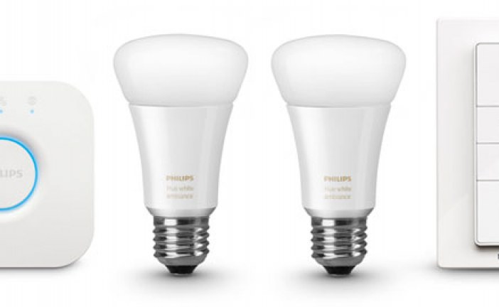 Philips Gets Biological With Home Lighting
