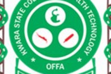 Kwara College of Health Tech Offa Introduces New Courses