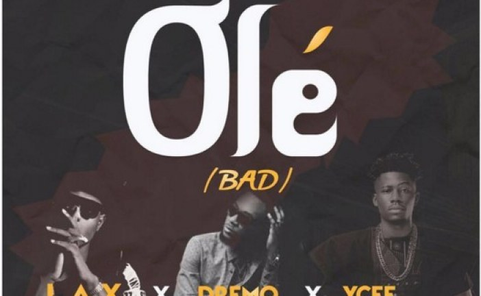 StarBoy's Pop Act, L.A.X Sets To Rule The Music Industry With New single 'Ole (Bad)'.