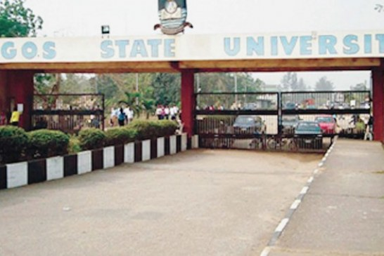 LASU Admits 4,714 Students for 2015/2016 Academic Session