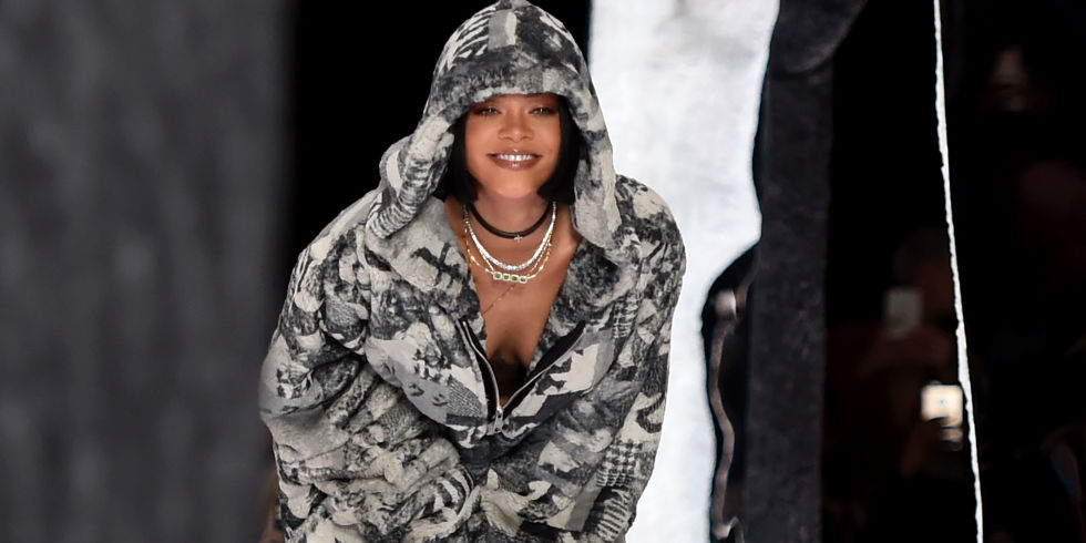 Rihanna Joins The Beatles In Second Place For Hot 100 Record