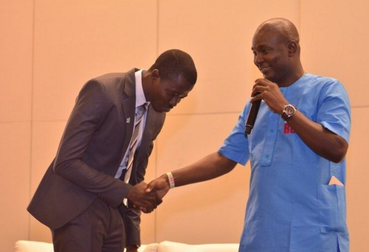 Naira Bet Rewards UNILAG Best Graduating Student