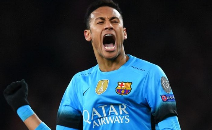 Neymar's contract at Barcelona leaked