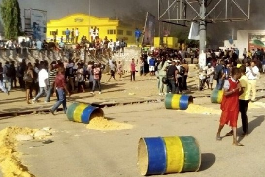 UNIPORT Students Protest over School Fees Increment