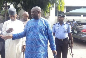 Pinnick Rides High as Police Drag Giwa