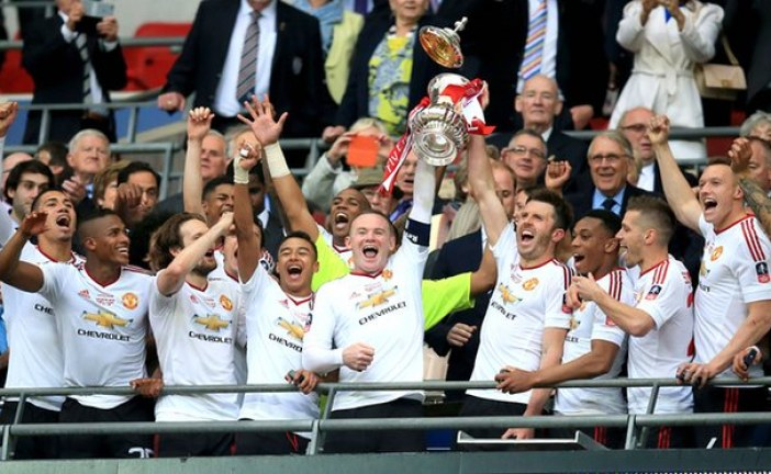 Manchester United Beat Palace to win the FA Cup