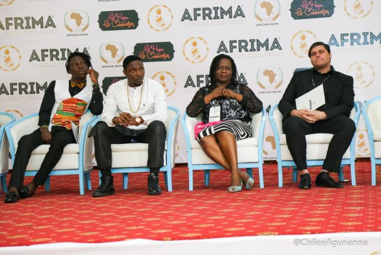 African Union unveils AFRIMA 2016 calendar in Gambia