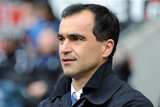 Everton Sack Manager Roberto Martinez