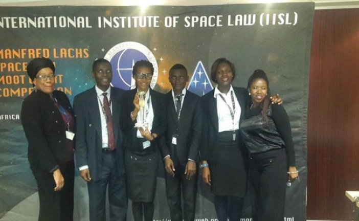 OAU Law Students Beat Top South African University to Win Space Law Competition, will Represent Africa in Mexico