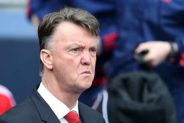 Louis Van Gaal Angry With Jose Mourinho