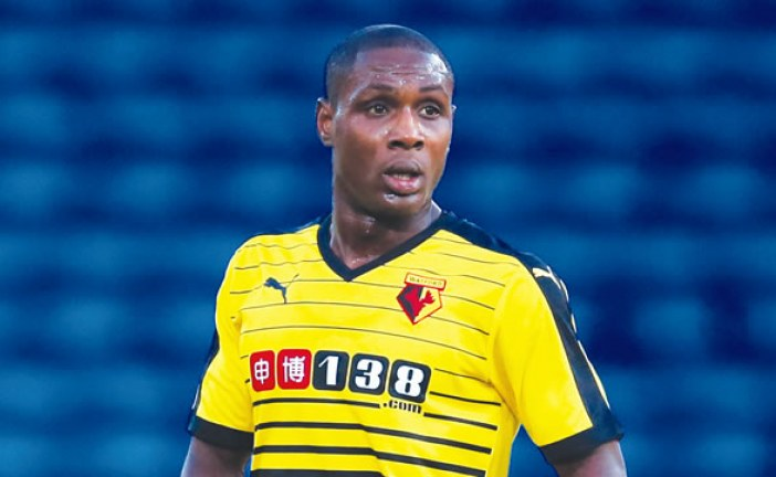 English giants set for Ighalo clash