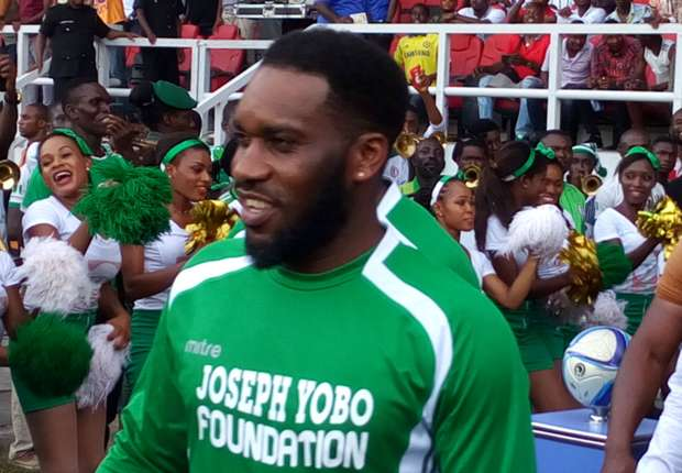 Jay Jay' Okocha leaves Eto'o intimidated as Nigeria fans want legend out of retirement