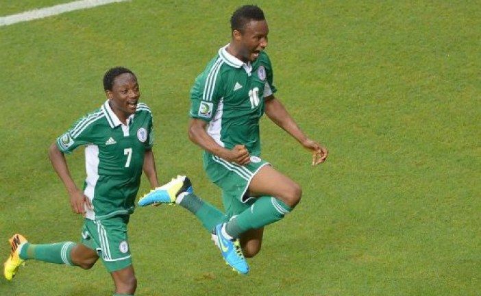 Mikel Obi, Ahmed Musa to miss Super Eagles friendlies