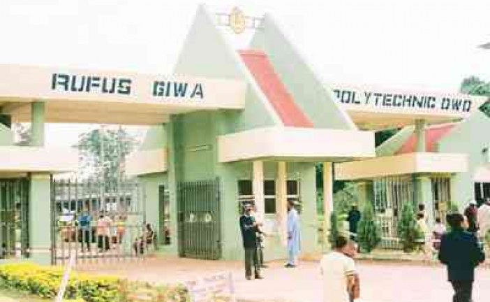 Rufus Giwa Ploy Closed as Students Protest against Police Injustice