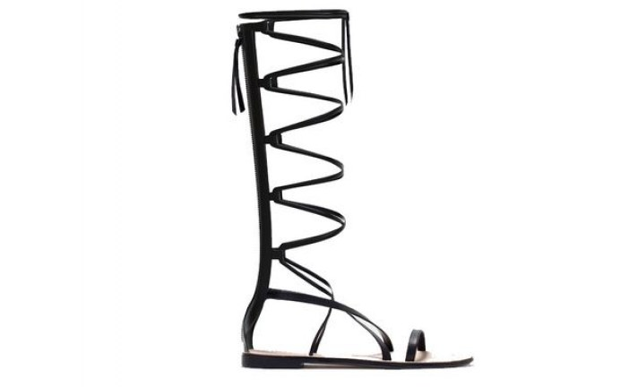 How To Style  Gladiator Sandal