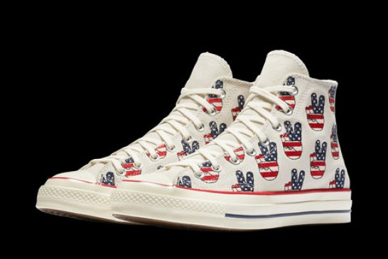 Converse Release New Sneakers Design For Election day