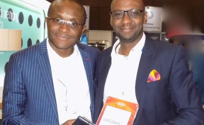 Cellulant Emerged Best Payment and Money Transfer Category at the African FINTECH Awards 2016
