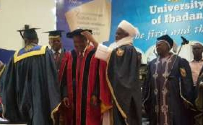 UI honours Dangote with a Doctorate degree