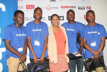 Facebook awards over N1Million to student winners of Hackathon at CyberXchange