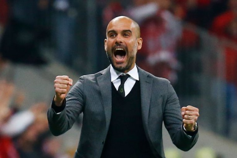 Guardiola cheers as Man City floor Barca-acadaextra