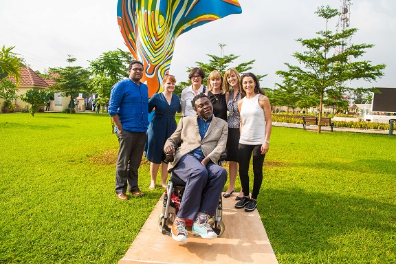British Council in collaboration with GTBank launches Wind Sculpture VI Exhibition by Yinka Shonibare MBE(RA) in Lagos