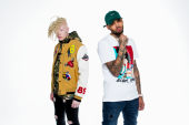 Chris Brown launches Black Pyramid in Europe via pop-up in Amsterdam