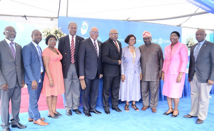 Nigerian Breweries Donates Library Facility to Lagos School