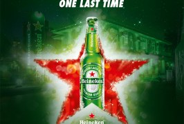 Get ready for the coolest party of the year as Heineken presents #OneLastTime party
