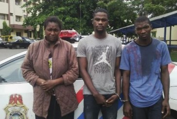 Lagos State RRS Police Command Have Arrested 3 Internet Fraudsters